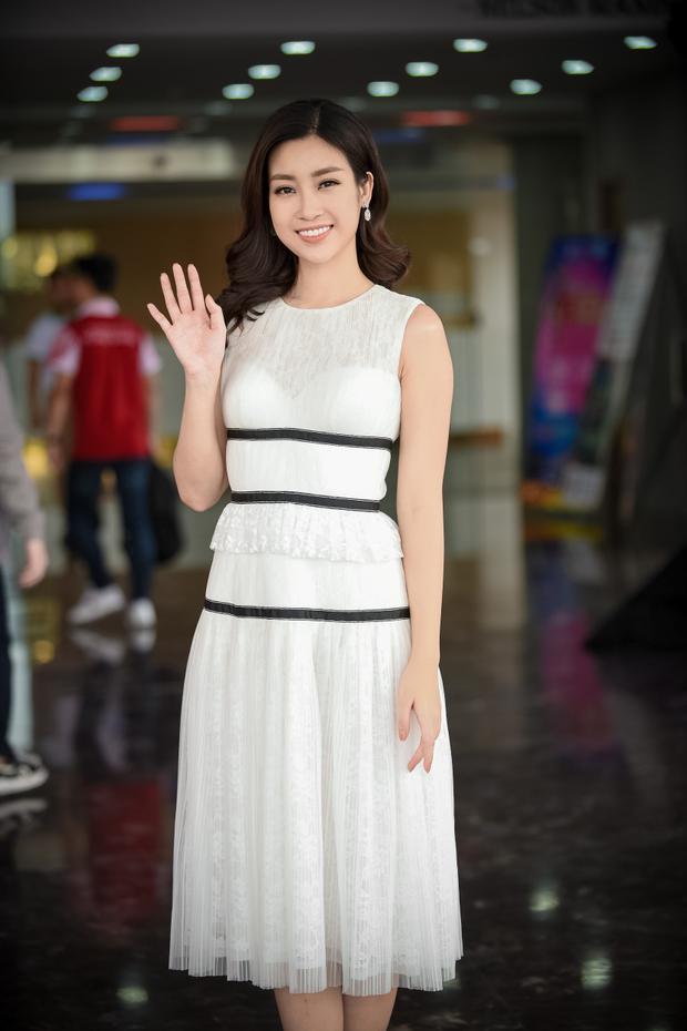 Hoa hậu Đỗ Mỹ Linh.