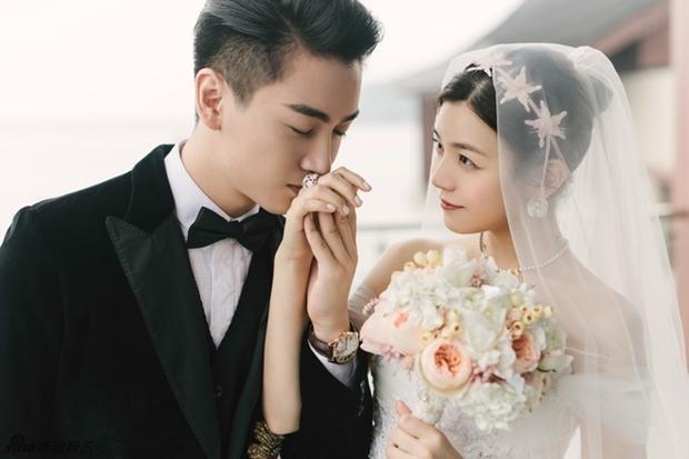 Những mối tình chị em thăng cấp hôn nhân viên mãn của sao Hoa ngữ