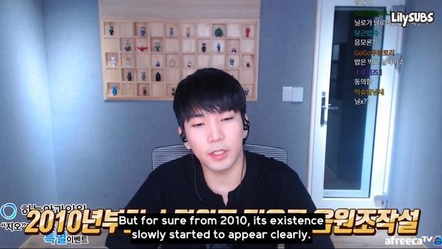G.O đã tiết lộ khá nhiều về vấn đề gian lận nhạc số.