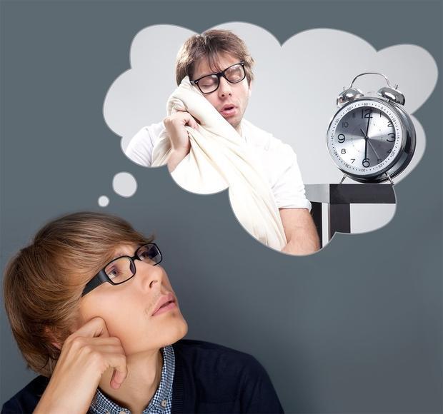 Tự thuyết phục bản thân đã có giấc ngủ ngon khiến tư duy của bạn hiệu quả hơn. Ảnh: depositphotos
