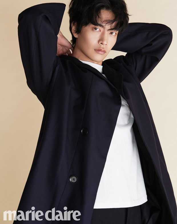 Lee Min Ki.