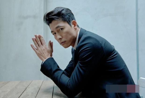 Jung Woo Sung.