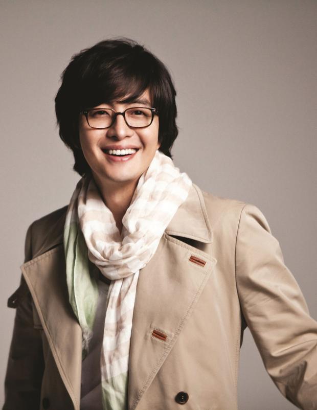 Bae Yong Joon.