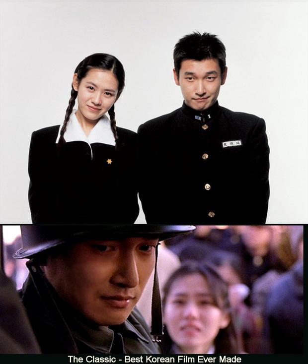 """Đây chính là nam chính của của Son Ye Jin trong tác phẩm điện ảnh """"Cổ điển"""""""