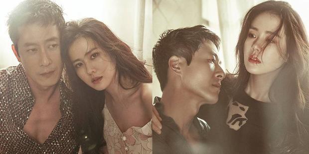 Điểm mặt hội bạn trai màn ảnh của chị đẹp Son Ye Jin