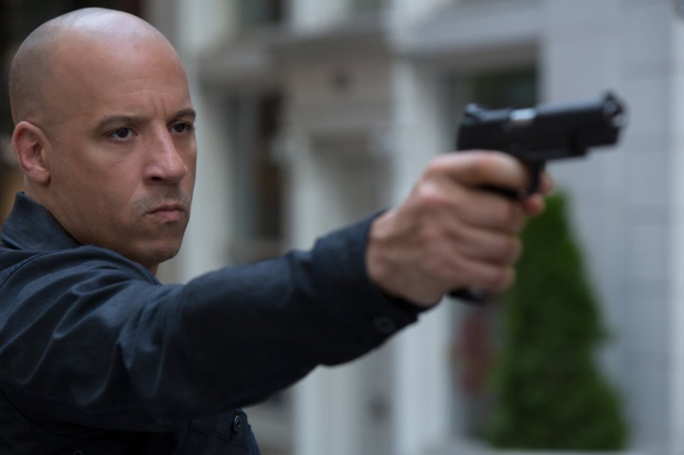 Vin Diesel trong vai Dominic Toretto