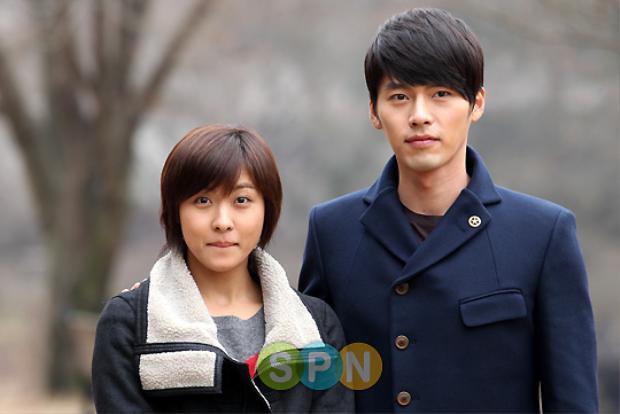 """""""Bén duyên"""" cùng Hyun Bin trong """"Khu vườn bí mật""""."""