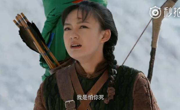 Tống Thiến đỡ 'đơ' hơn trong trailer phim mới, Vương Tuấn Khải mạo hiểm tính mạng nơi bão tuyết