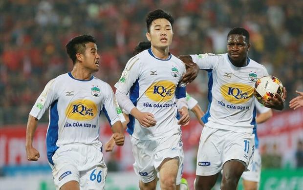 HAGL đã có 3 điểm thuyết phục trước đội bóng sông Hàn.