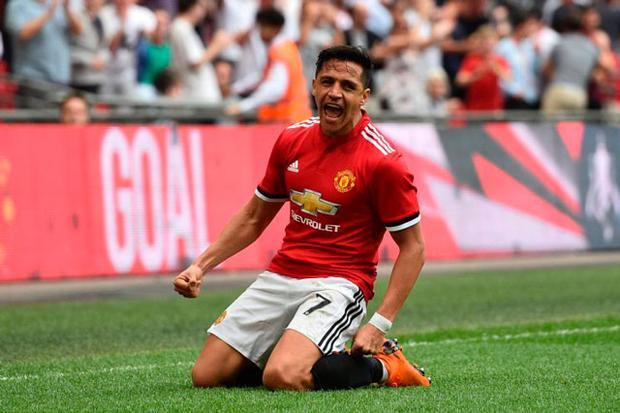 Sanchez thi đấu ấn tượng trước Tottenham.