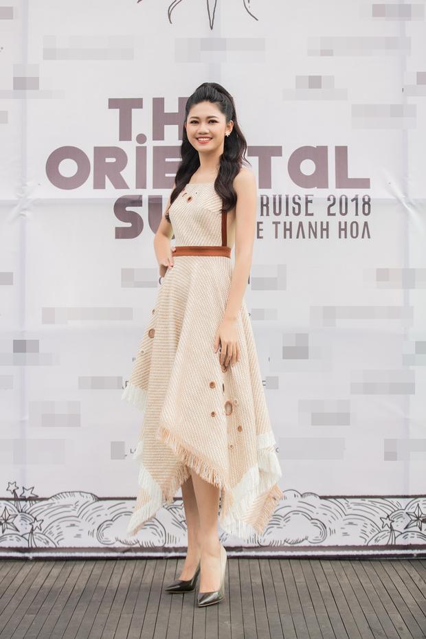 Sau khi đoạt giải Á hậu 1 tại cuộc thi Hoa hậu Việt Nam 2016,cô nàng ngày càng xinh đẹp và có nhiều bước tiến nổi bật trong sự nghiệp.