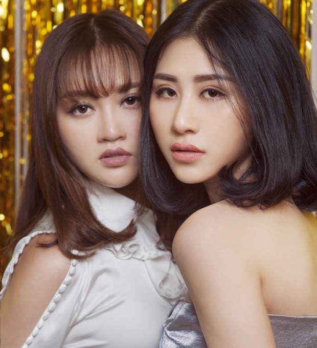 P.M Band là nhóm nhạc gồm 2 thành viên Đặng Ngọc Tuệ Phương và Nguyễn Thạc Giáng My bước ra từ cuộc thi The Voice 2017.