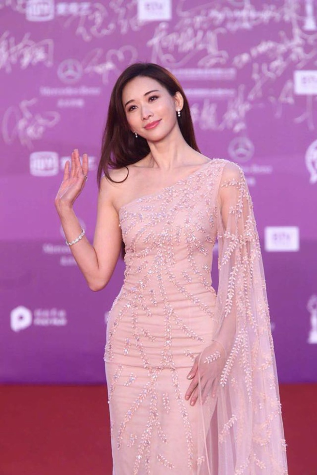 Dù ngoài 40 nhưng Lâm Chí Linh vẫn rất xinh đẹp