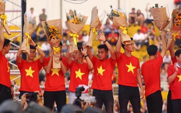Thành công của U23 là cơ hội cho bóng đá Việt Nam.
