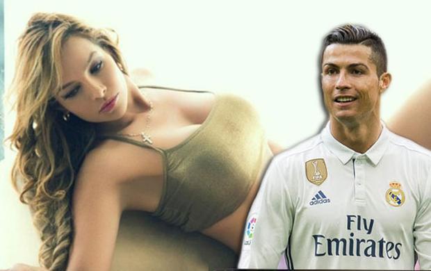 Nataly Rincon tiết lộ chuyện qua đêm với Ronaldo.