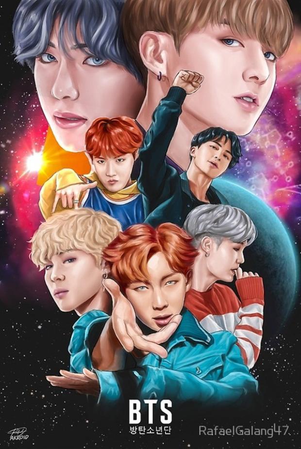 Soán ngôi BigBang, BTS trở thành nhóm nhạc sở hữu MV có lượt xem nhiều nhất Kpop