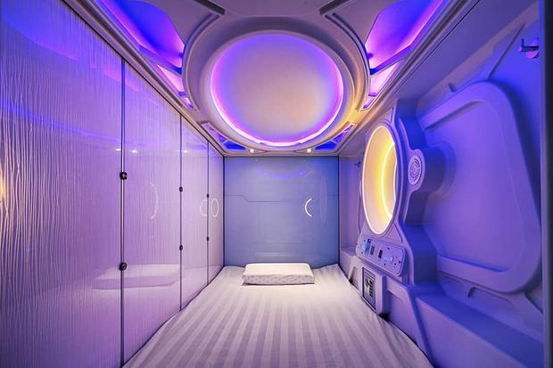 Không gian đẹp mơ mộng khiến bạn phải ồ lên thích thú.