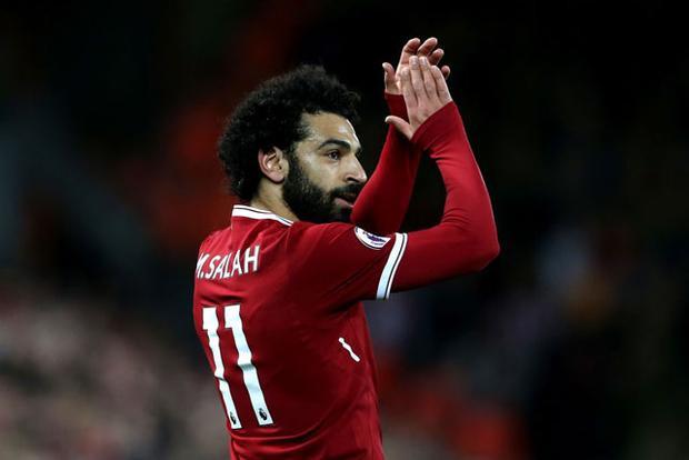 Cầu thủ Premier League đầu tiên góp công vào 50 bàn thắng/mùa giải. Sau 46 lần ra sân trên mọi đấu trường ở mùa bóng này, Salah có 41 bàn và 13 đường kiến tạo cơ hội cho đồng đội lập công. Từ trước đến nay, chưa có ai làm được điều này.
