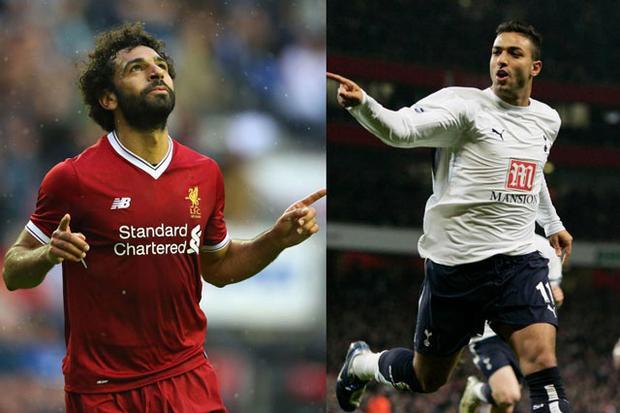 Cầu thủ Ai Cập ghi nhiều bàn nhất ở Premier League. Chỉ cần tính thành tích ở mùa giải này, Salah đã qua mặt cựu danh thủ Mido để trở thành cầu thủ người Ai Cập ghi nhiều bàn thắng nhất tại Premier League. Trước đây, Mido có 22 bàn trong 6 mùa giải khoác áo Tottenham, Middlesbrough, Wigan và West Ham.