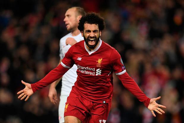 Cầu thủ Liverpool thứ 3 chạm mốc 40 bàn/mùa. Mùa giải năm nay, Salah đã bắt kịp thành tích của 2 huyền thoại Liverpool là Roger Hunt (1961-1962) và Ian Rush (1983-1984, 1986-1987).