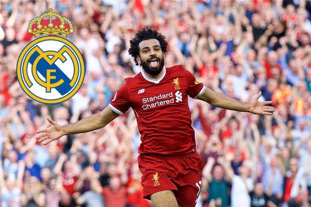 Real sẵn sàng chi 200 triệu euro mua Salah.