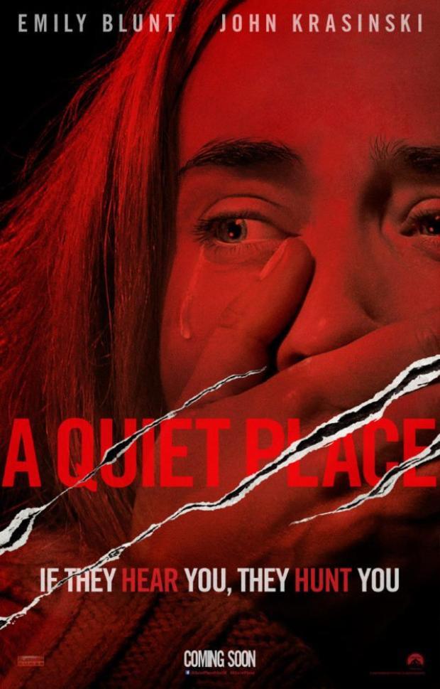 Rơi nước mắt vì tình gia đình trong phim kinh dị A Quiet Place!