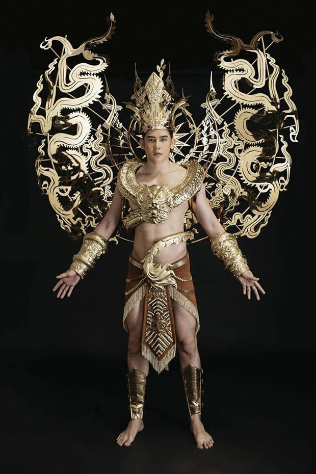 Siêu mẫu Minh Trung: Sẵn sàng mượn nợ để đi thi Nam vương Quốc tế 2018