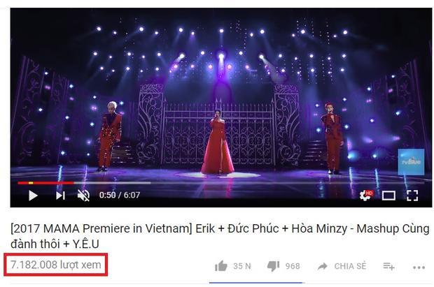 Không phải đùa đâu, con số hơn 7 triệu view của gia đình Hoa Dâm Bụt đã vượt qua nhiều tên tuổi lớn như AKB48, Wanna One, TWICE…