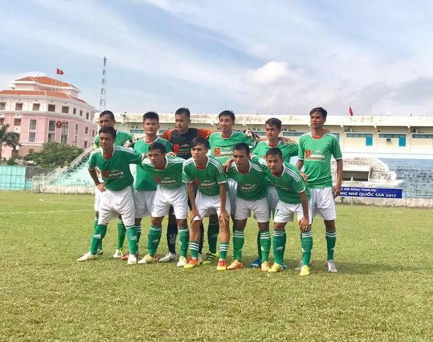 CLB Mancons Sài Gòn bị VFF loại khỏi giải hạng Nhì.