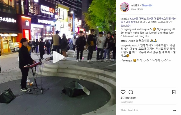 Na Whan hiện tại đang ở Hàn Quốc.