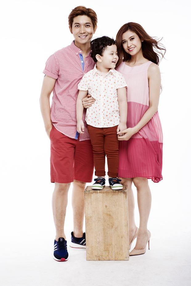 Con trai của ca sĩ Tim và Trương Quỳnh Anh có cái tên rất nhẹ nhàng - Cát An, xuất phát từ tên Cát Vũ của bố. Cả hai mong muốn cậu bé sẽ sống một cuộc đời bình an, hạnh phúc.