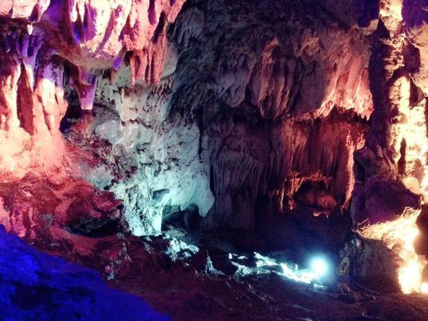 Hang động này xuất hiện trong một tích cổ của người Mường.
