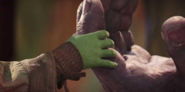 Thanos thực sự yêu thương Gamora?