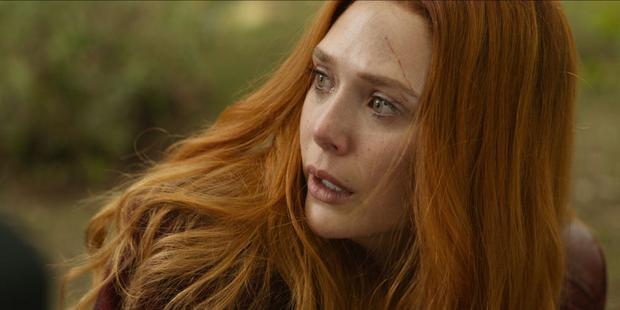 Scarlet Witch buộc phải ra tay với người yêu