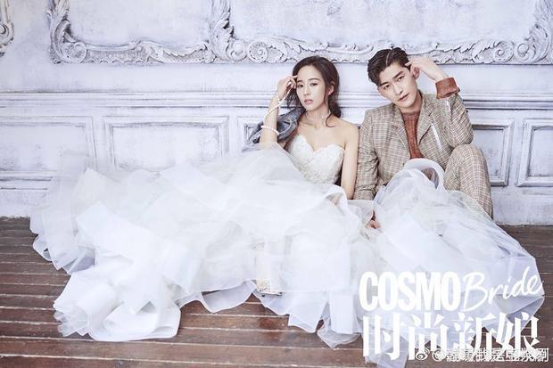 Trương Hàn  Trương Quân Ninh cực đẹp đôi trong loạt ảnh quảng bá phim Huyền của Ôn Noãn