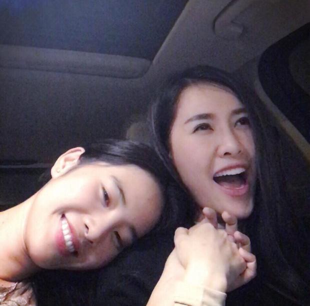 Nam Em - Quế Vân vừa là người yêu cũ Trường Giang và cũng là chị em thân thiết.