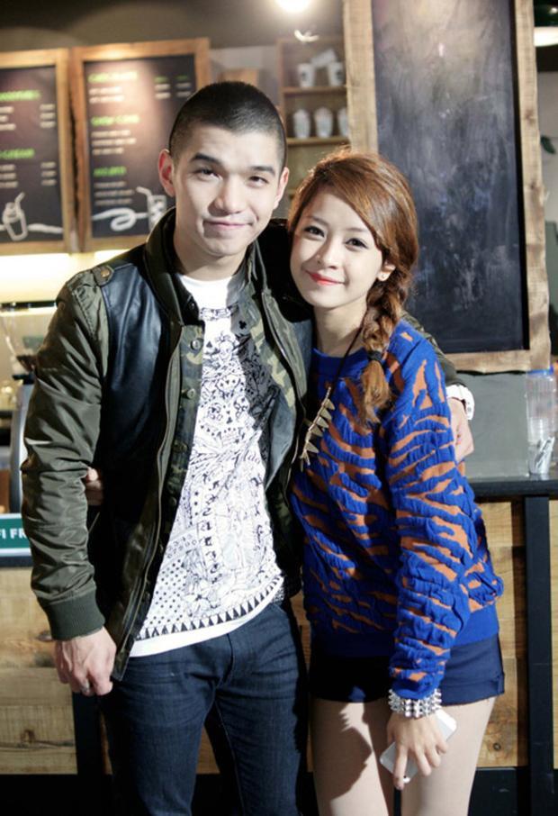 Cường Seven từng hẹn hò với Chi Pu từ năm 2010 đến 2013.
