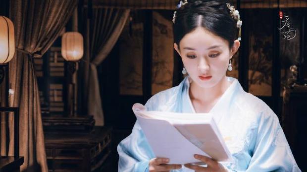 diễn xuất của Triệu Lệ Dĩnh trong Drama Thứ nữ Minh Lan truyện còn khiến nhiều khán giả nghi ngờ