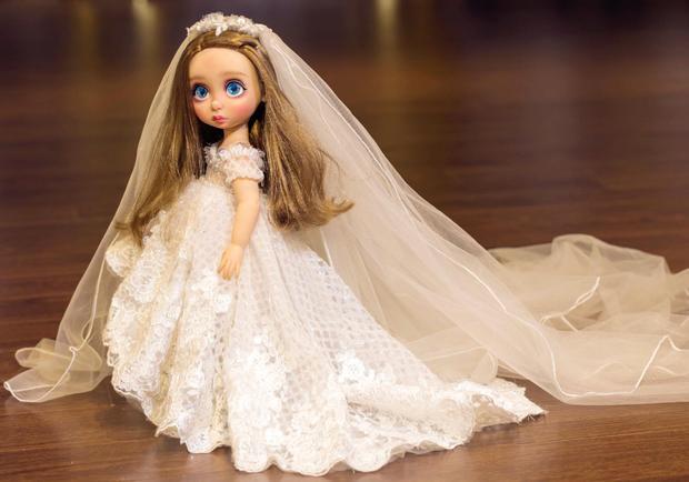 Nàng dâu khiến bao trái tim thổn thức