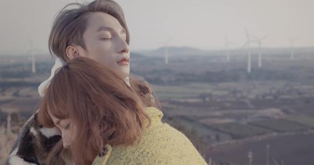 Những hình ảnh tuyệt đẹp được Sơn Tùng đầu tư quay tại Hàn Quốc.