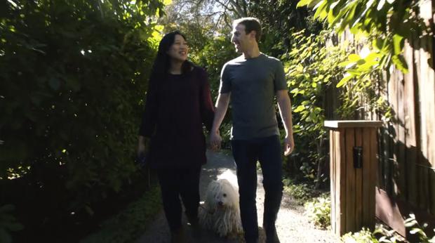Cả hai người cũng công bố kế hoạch bán 99% số cổ phiếu Facebook đang nắm giữ - lúc đó có giá trị khoảng 45 tỷ USD - dần dần để gây quỹ cho tổ chức The Chan Zuckerberg Initiative. Quỹ này sẽ đóng góp cho các hoạt động như giáo dịch, y tế và kết nối con người.