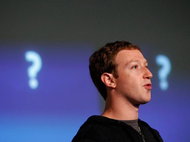 Năm 2018, mục tiêu cá nhân của anh là tập trung khắc phục các vấn đề quan trọng của Facebook.
