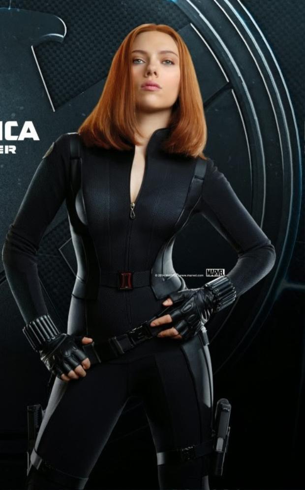 """Tuy nhiên kiểu tóc này của Scarlett bị chê vừa già, vừa xấu, vừa quê. Có lẽ đây là lý do cô nàng tìm cách thay đổi triệt để trong """"Avengers: Infinity"""""""