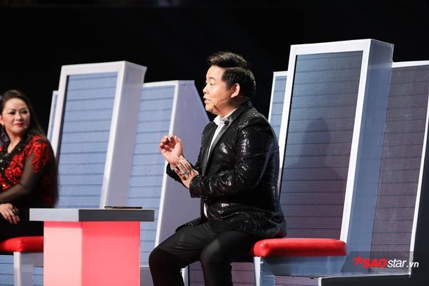 HLV Quang Lê tin tưởng sự lựa chọn của mình sẽ được khán giả ủng hộ.