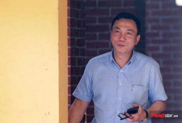 Phó Chủ tịch VFF - Trần Quốc Tuấn có trình độ tiến sĩ.