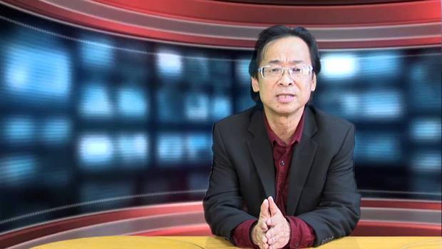 Phó giáo sư - tiến sĩ - Nguyễn Lân Trung.