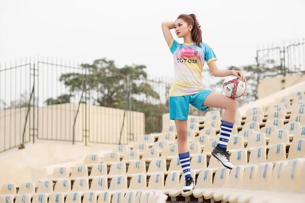 Ngọc Nữ đang là một trong những fan nữ nổi tiếng nhất của Nghệ An.