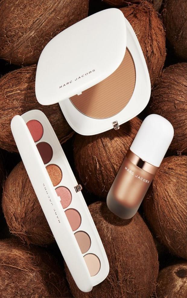 Bộ sưu tập Marc Jacobs Beauty Coconut Fantasy được vinh danh là sản phẩm làm đẹp tốt nhất năm được bình chọn bởi Allure