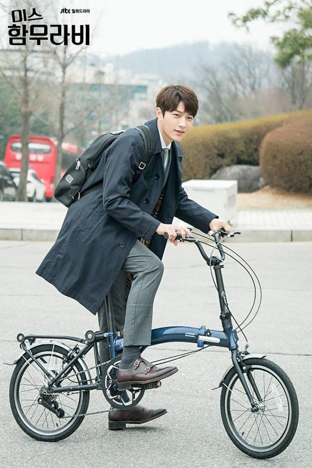 Anh thường xuyên đụng độ với Park Cha Oh Reum và cả hai sẽ phát triển bằng cách học hỏi lẫn nhau.