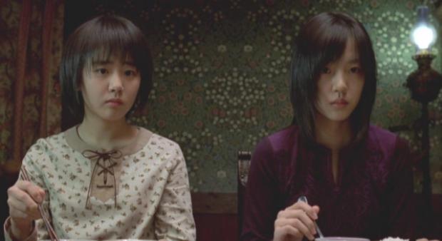 """Trở thành em gái của Im Soo Jung trong tác phẩm kinh dị """"Chuyện hai chị em"""" 2003."""